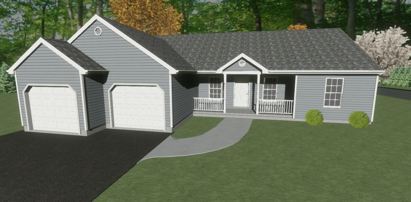 Richmond - a Rancher custom built home by Welbilt Homes Inc.