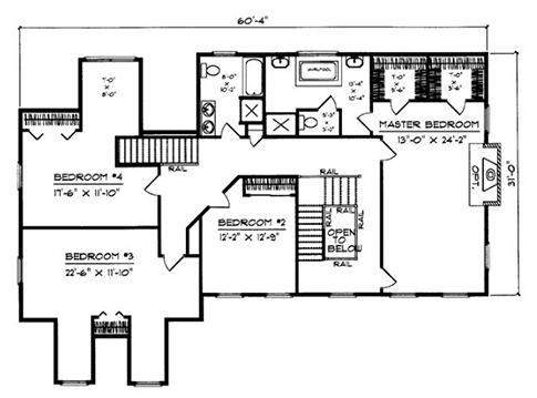 Ridgecrest Floor Plan