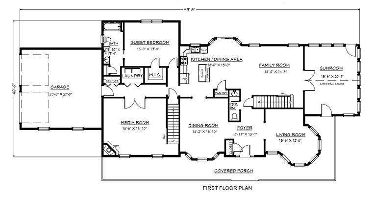 Franington floor plans