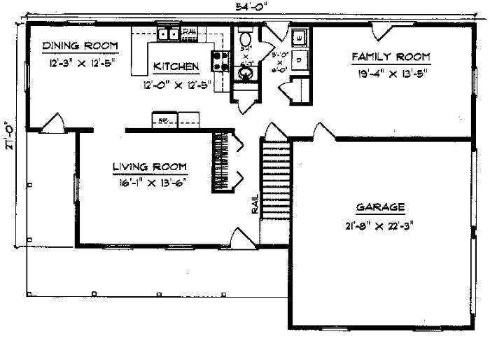 Concord floor plans